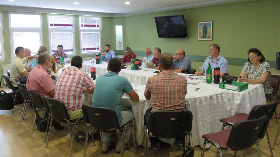 Састанак - Јагодина - 10.07.2017